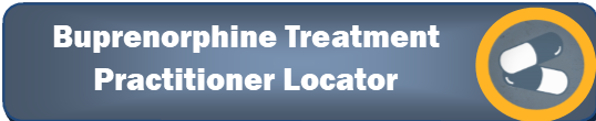 Buprenorphine Treatment Practitioner Locator logo