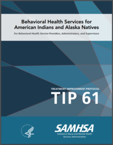 Cover page of TIP 61