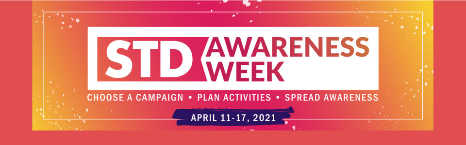 STD Awareness Week banner