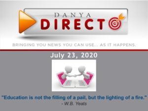 Danya Direct Training Bulletin banner